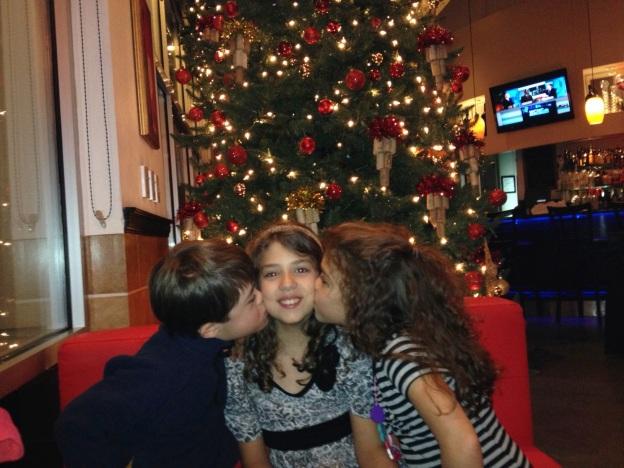 Three Musketeers, Christmas